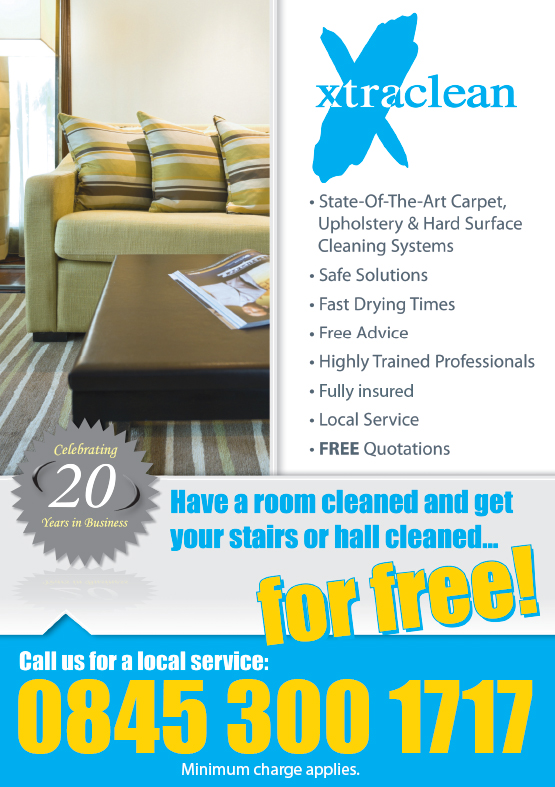 Professional carpet, upholstery and hard floor cleaning specialists